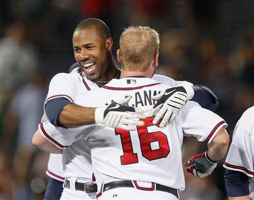Reds Braves Baseball Heal