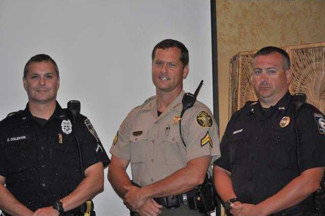 Rotary Police Week