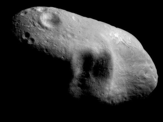 Space Asteroid Mining W