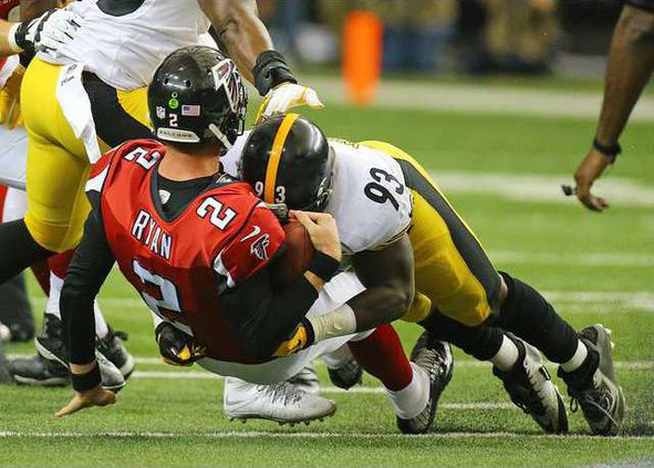 Steelers Falcons Foot Heal 2