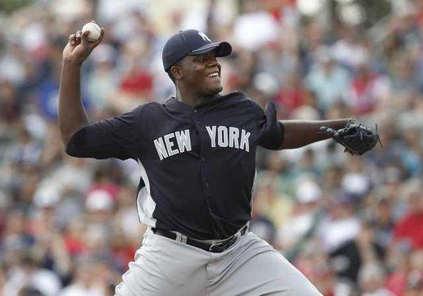 Yankees Braves Spring Heal