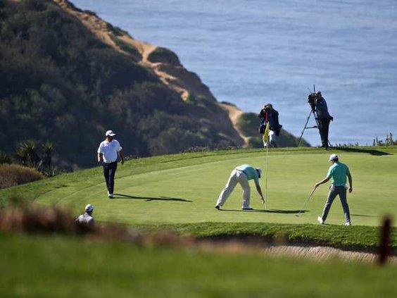 golf crop