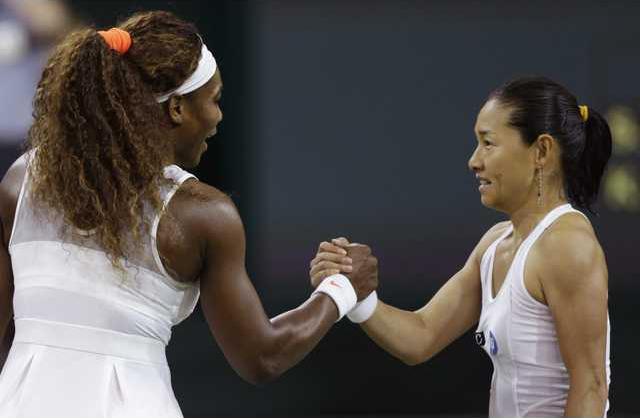 Britain Wimbledon Ten Heal 2