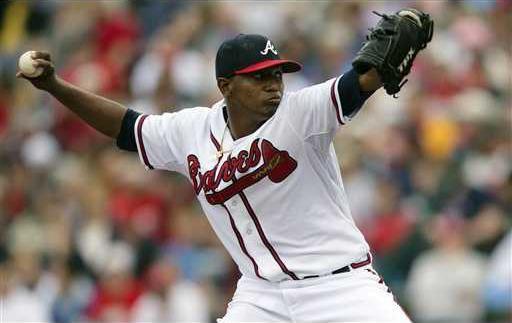 Cardinals Braves Spri Heal