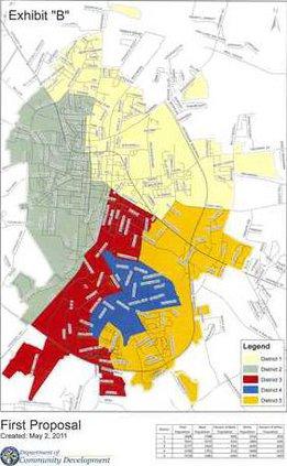 Map Proposal 1