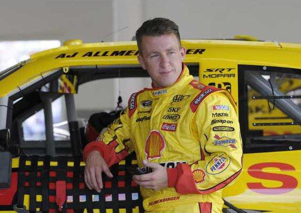NASCAR Allmendinger S Heal