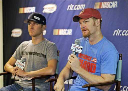 NASCAR Around the Tra Heal