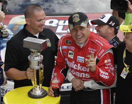NASCAR Brickyard 400  Heal