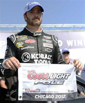 NASCAR Chicago Auto R Heal
