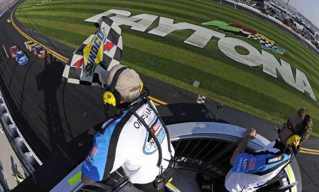 NASCAR Daytona Nation Heal