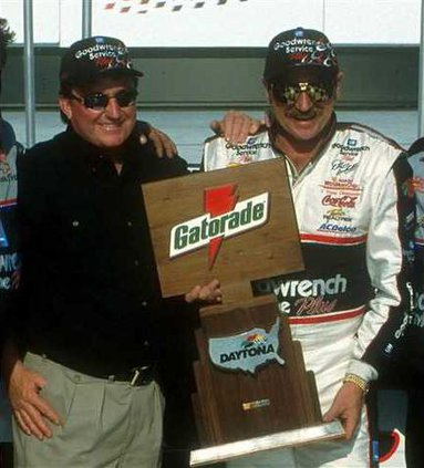 NASCAR Eanrhardt Chil Heal