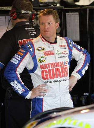 NASCAR Michigan Auto  Heal
