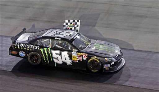 NASCAR Nationwide Bri Heal