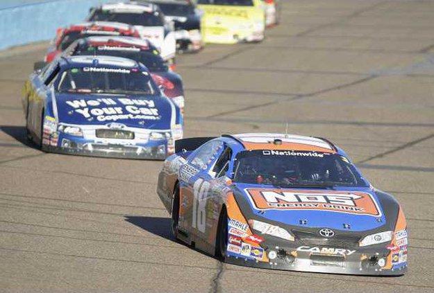 NASCAR Nationwide Pho Heal