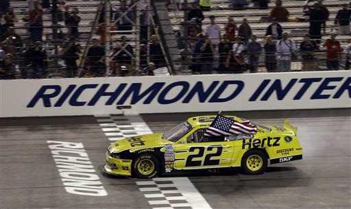 NASCAR Richmond Natio Heal