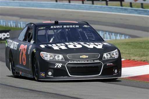 NASCAR Watkins Glen A Heal WEB