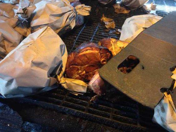 Smoked turkeys 004