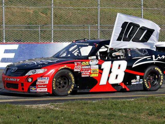 W NASCAR New Hampshire  Heal