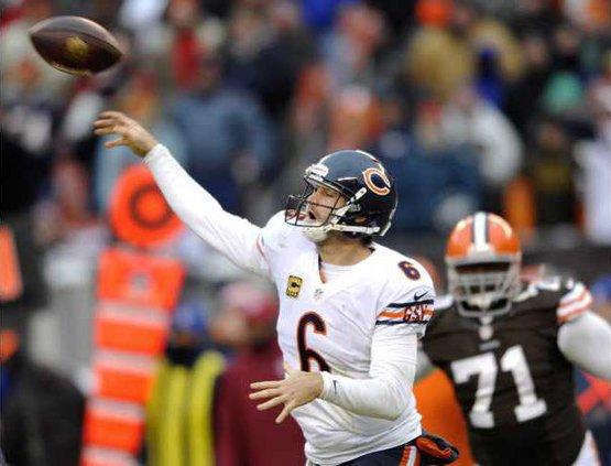 Bears Browns Football Heal