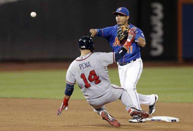 Braves Mets Baseball Werm