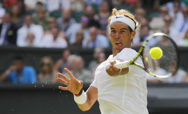 Britain Wimbledon Ten Heal 1