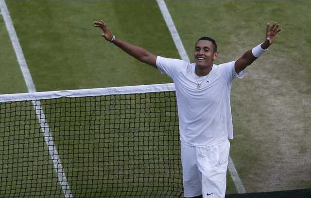 Britain Wimbledon Ten Heal 3