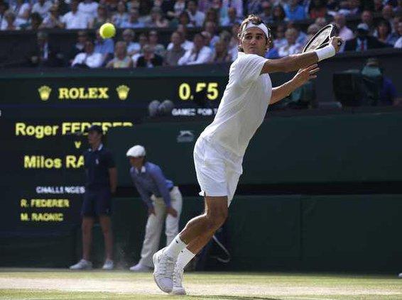 Britain Wimbledon Ten Heal 4