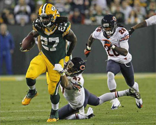 Eagles Stopping Lacy  Heal