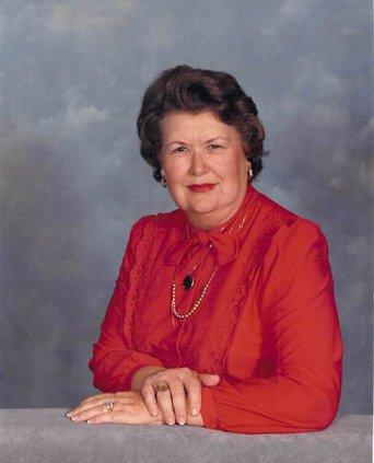 Mrs. Eula Mae Scott