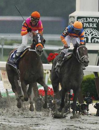 Belmont Stakes Horse  Heal