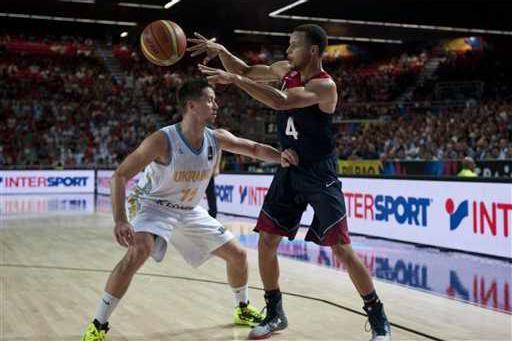 Spain Basketball Worl Heal