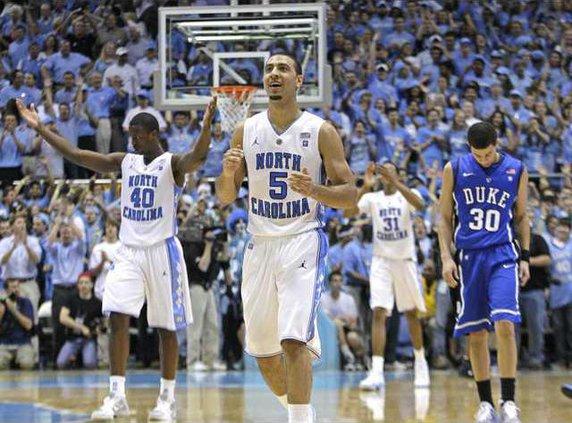 Duke North Carolina B Heal