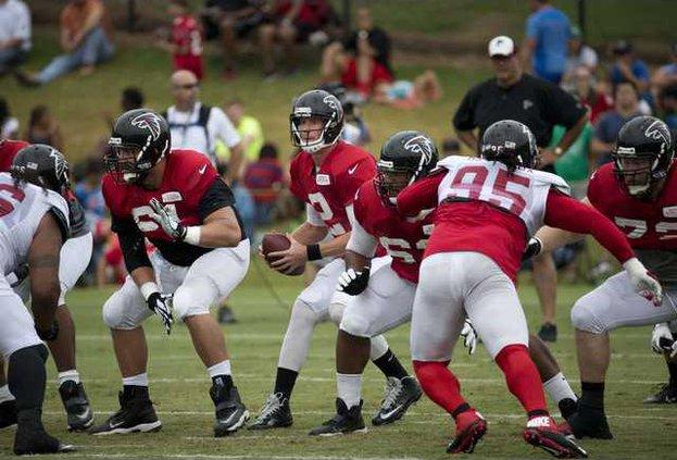 Falcons Camp Fotball Heal
