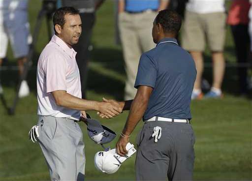 Garcia Woods Golf Heal