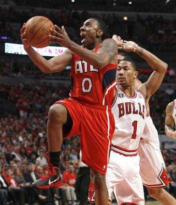 Hawks Bulls Basketbal Heal