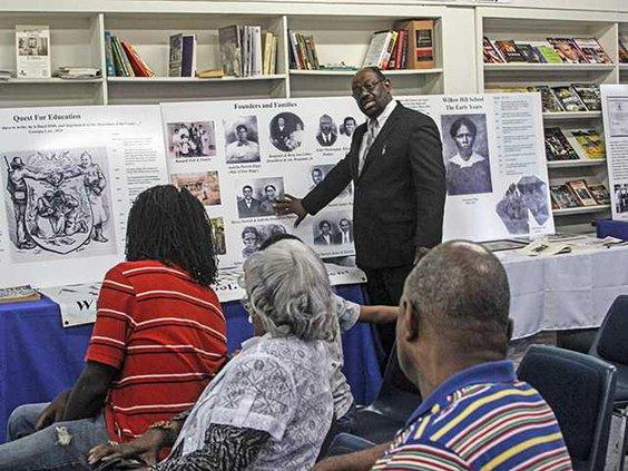 W Jackson speaker