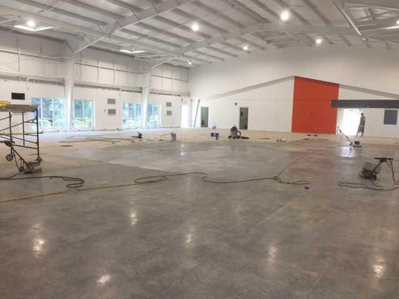 YMCA - Gym Interior0929
