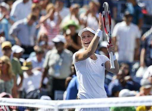2014 US Open Tennis Heal