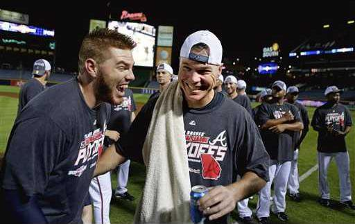 Braves Chippers Last  Heal