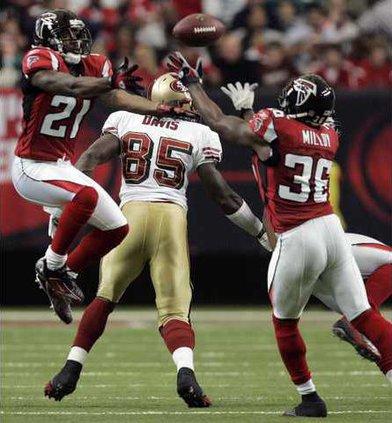 Falcons 3 col BW