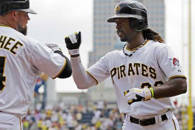 Giants Pirates Baseba Heal