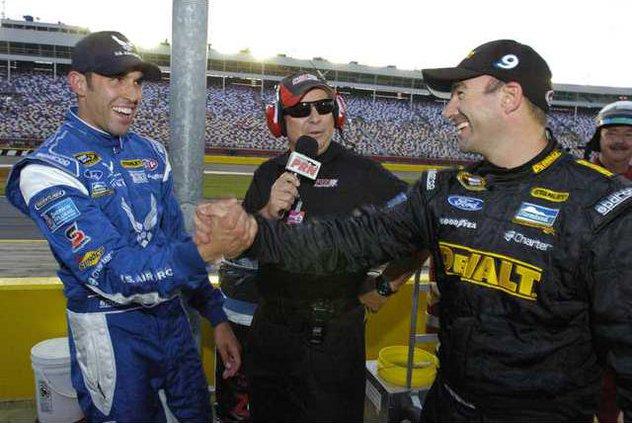 NASCAR Charlotte Auto Heal