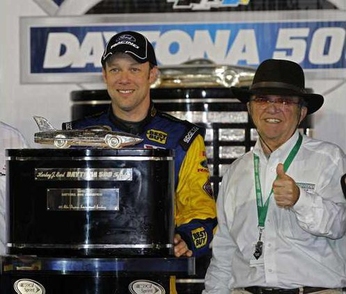 NASCAR Kenseth Leavin Heal