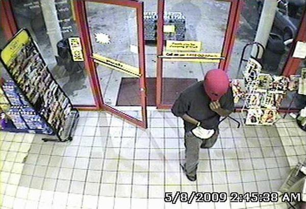 W Clyde robbery photo