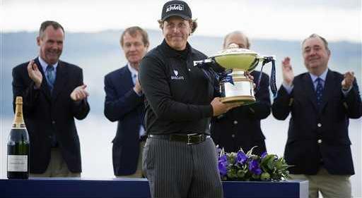 Britain Golf Scottish Heal