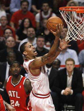 Hawks Bulls Basketbal Heal 2