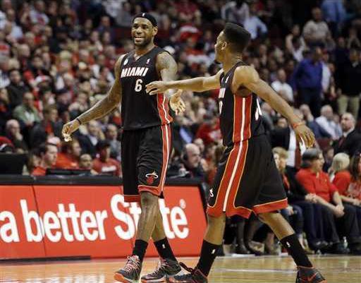 Heat Bulls Basketball Heal