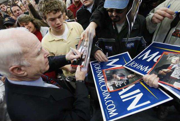 McCain 2008 TNCD108 6655472