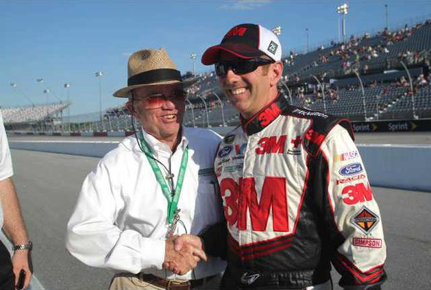 NASCAR Darlington Aut Heal
