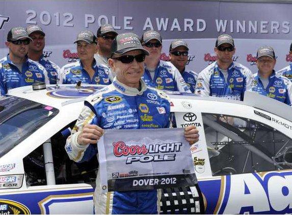 NASCAR Dover Auto Rac Heal